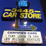 3445 Car Store Pylon2