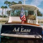 Ad Ease Boat Lettering