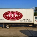 Bay Area Auctions Box Truck