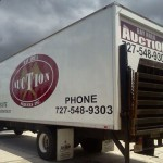 Bay Area Auctions Box Truck 2