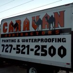 Caravan Box Truck