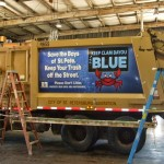 City Trash Trucks