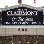 Clairmont Foam Monument