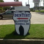 Custom A-Frame Dentist