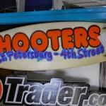 Custom Graphics on Surfboard