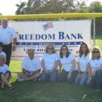 Freedom Bank Banner