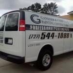 Ganster Painting Van