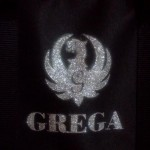 Grega hand Painted