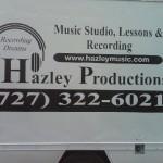 Hazley Productions Box Trucks
