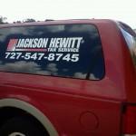 Jackson Hewitt Suv
