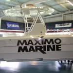Maximo Marine Boat Lettering 2