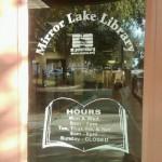 Mirror Lake Lib