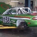 No Mo Money Racing Car 158