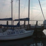 Sal Boat banner