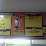 Snack Shack Beach Bar