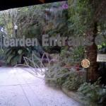 Sunken Gardens Window