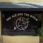 The Ale and The Witch Window