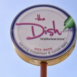 The Dish Pylon