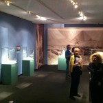 Wall Graphics for Museum of Fine Arts Shows