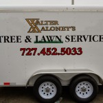 Walter Maloney Tree and Lawn Trailer