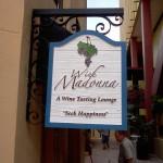 Wine madona